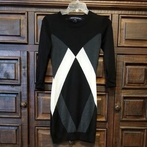 French Connection Knit Dress, Sz Small